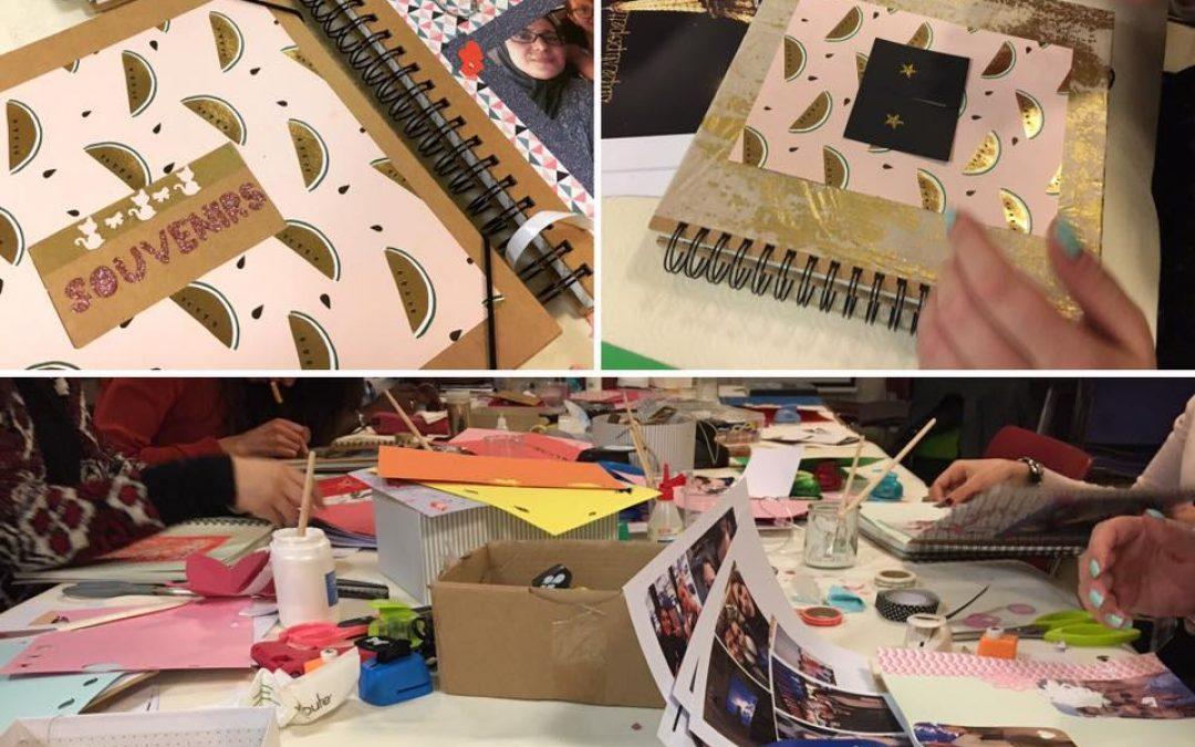 animer un atelier diy creatif artisitique