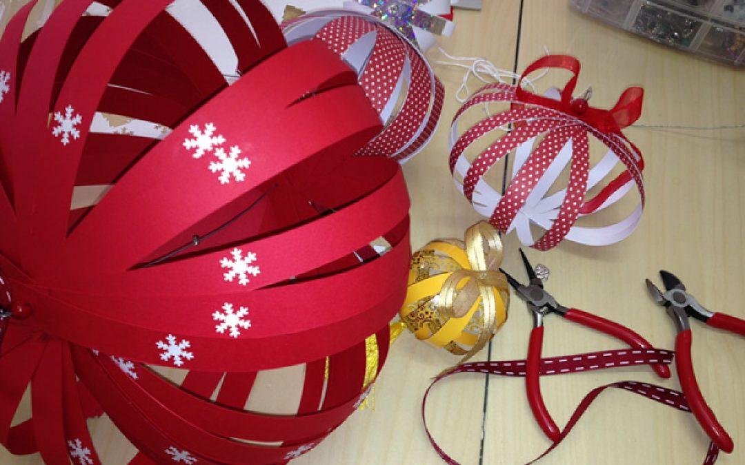 L'atelier Lutèce - Atelier décorations de Noël