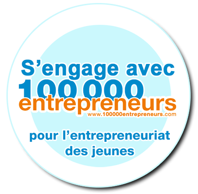 Label 100 000 entrepreneurs