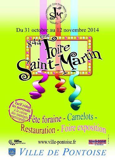 Foire Saint-Martin