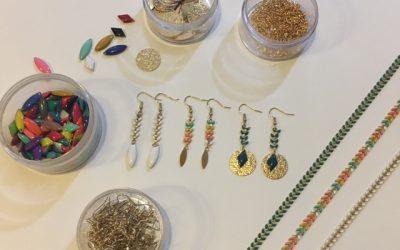 Atelier DIY bijoux