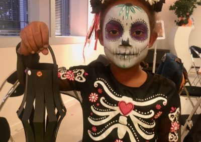 atelier creatif enfant Halloween
