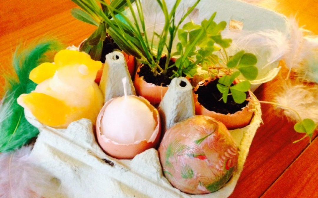 Atelier créatif Pâques