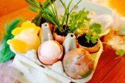 atelier composition de Pâques