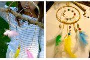 Atelier DIY dreamcatcher attrape-rêves
