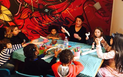 Nos ateliers créatifs -The place to be #5