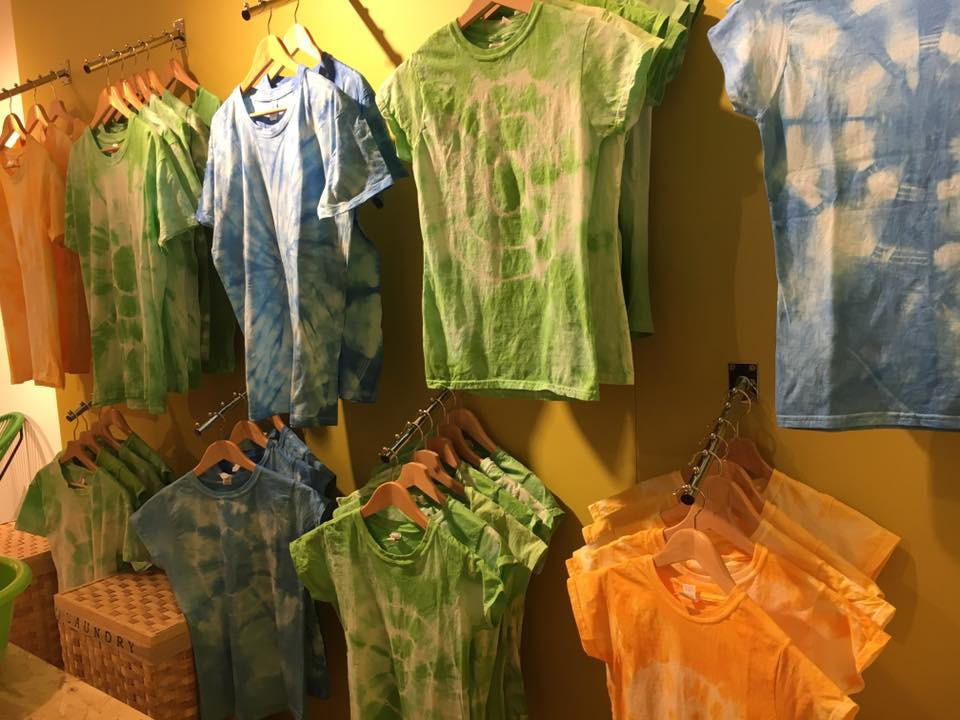 Atelier DIY Shibori Tie & Dye