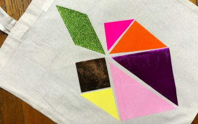 Atelier DIY customisation de tote bag