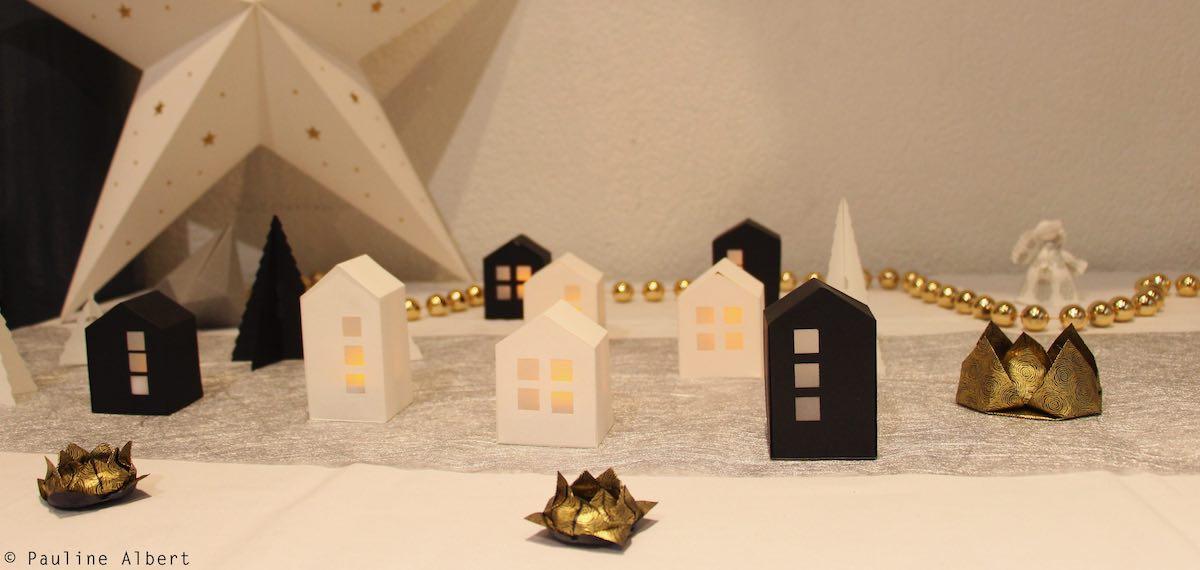 Le village de Noël de Frédérique