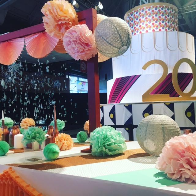 salon creation et savoir faire sweet table 20 ans