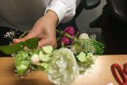 atelier diy couronne de fleurs en entreprise teambuilding