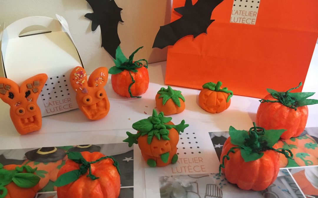 Atelier créatif DIY halloween