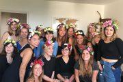 Atelier DIY Couronne de fleurs