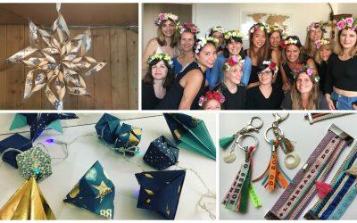 L'année DIY 2016 de l'Atelier Lutèce