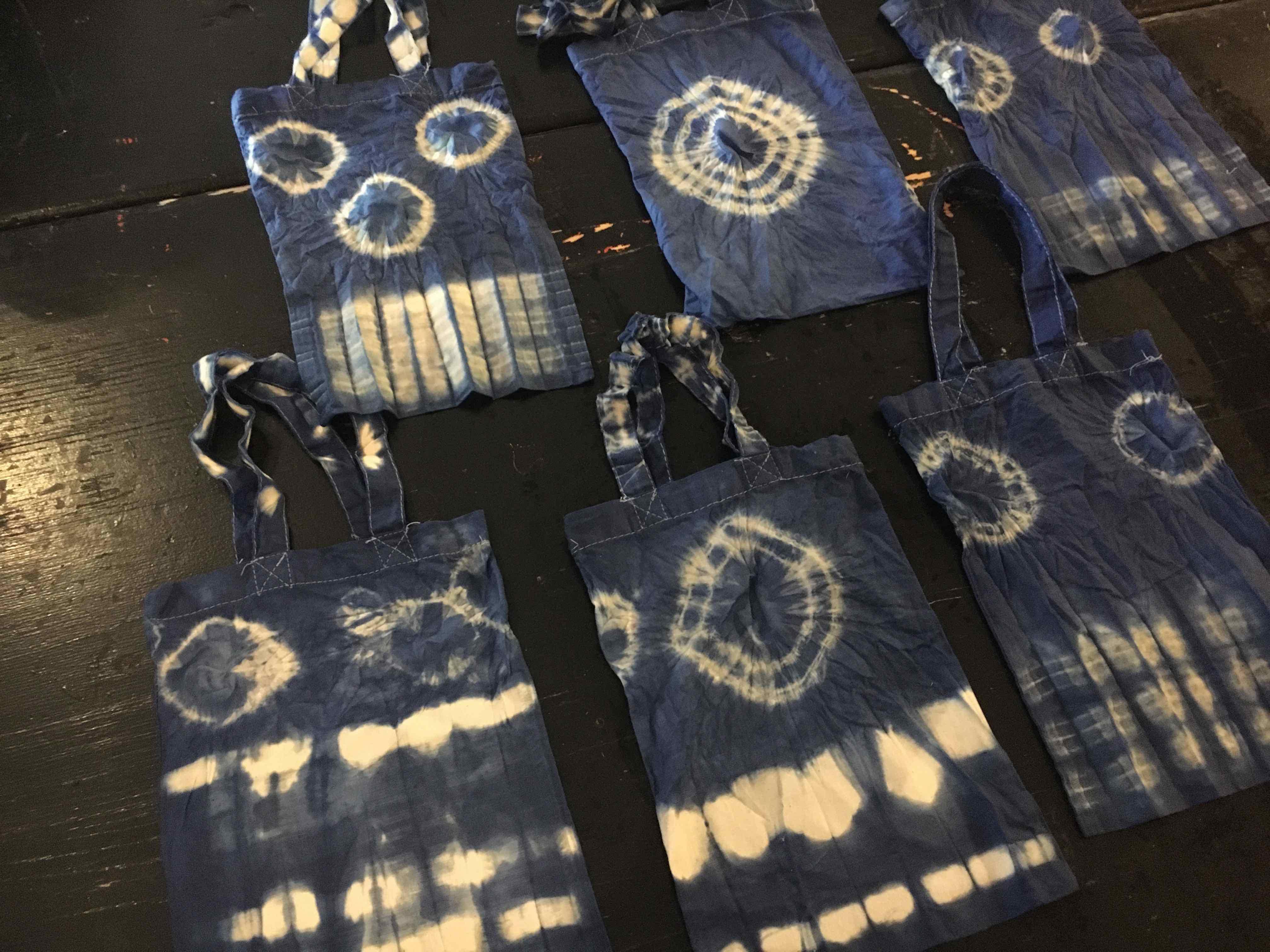 atelier diy creatif shibori tie and dye