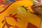 Atelier Team Building Fresque géante