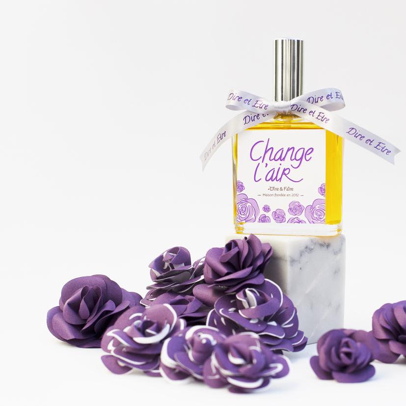 parfum sur mesure