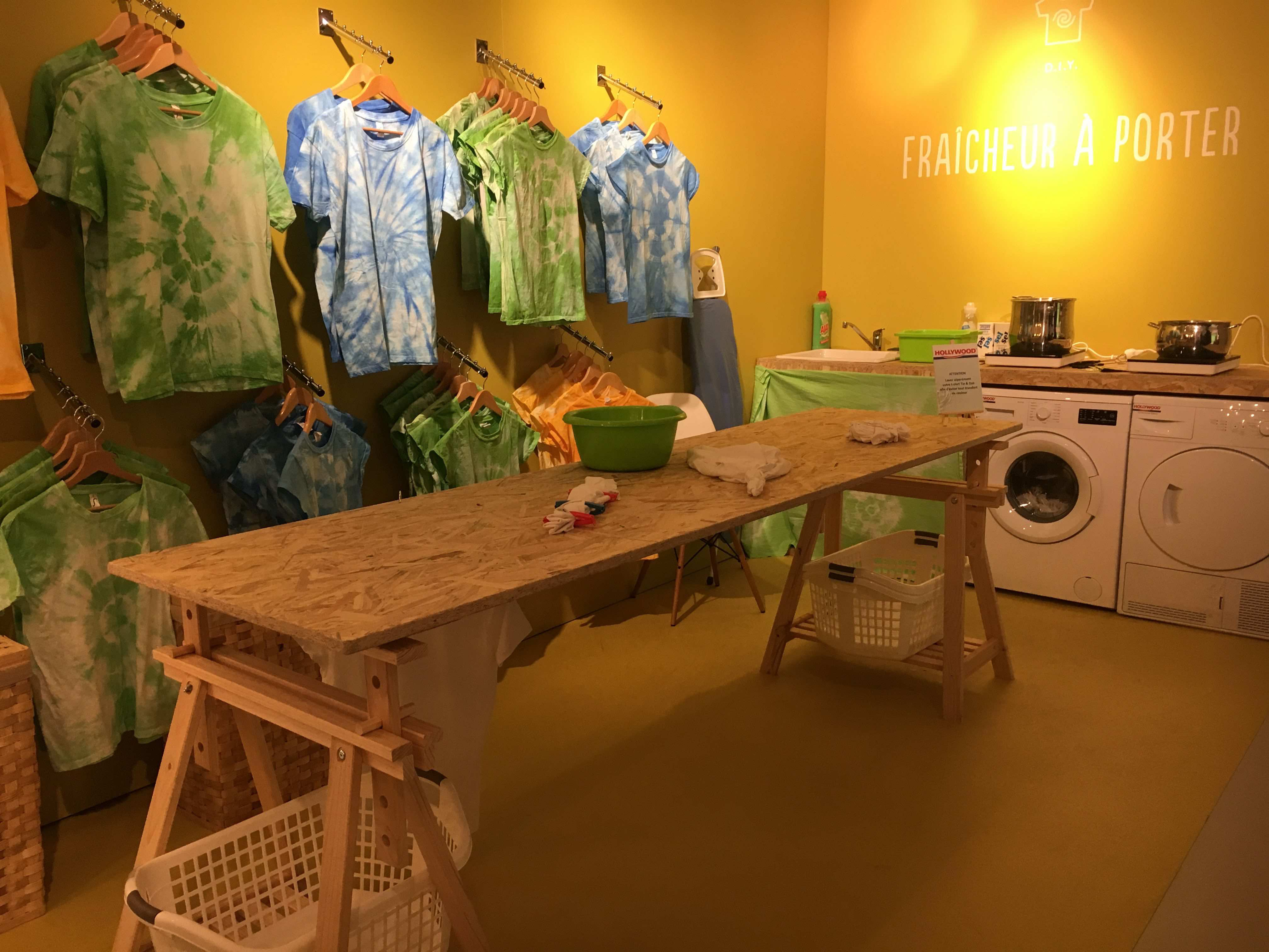 atelier diy tie and dye boutique ephemere pop u store hollywood