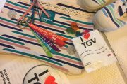 atelier DIY creatif SNCF BENSIMON customisation
