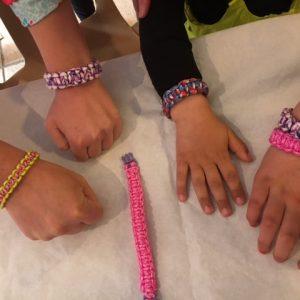 atelier diy bracelet en paracorde