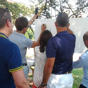 atelier team building fresque