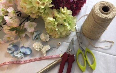 Tutoriel HeadBand Floral Boho