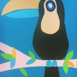 toucan carton DIY
