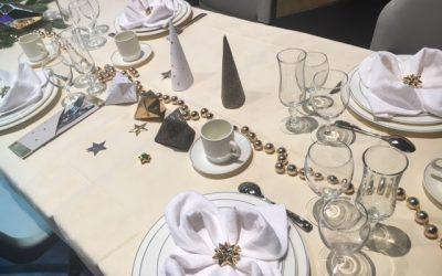 Atelier DIY – créer une table de fête