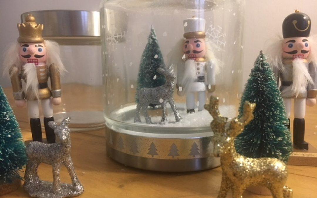 DIY La Jarre de Noël DIY ou Mason Jar Christmas