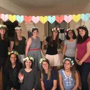 atelier diy headband floral hippie boho