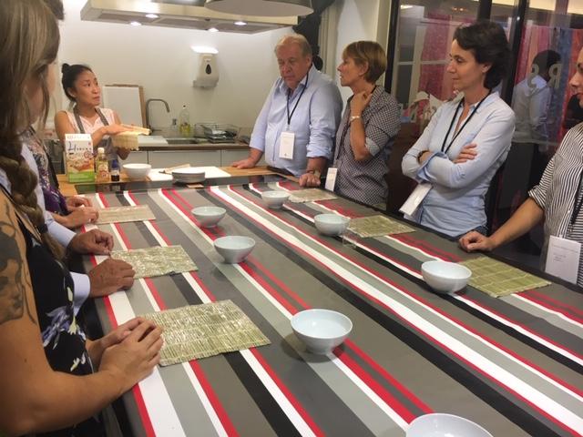 atelier cuisine japonaise creations et savoir faire espace japon