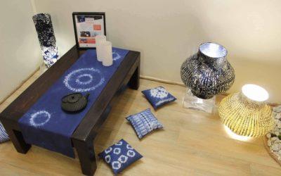 Vitrine Thé Zen inspiration Kyotoïte
