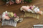 atelier diy peigne fleurs sechees Lyon