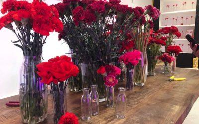 Atelier DIY floral
