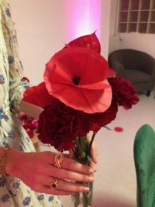 Evenement Kenzo - Ateliers DIY bar à fleurs
