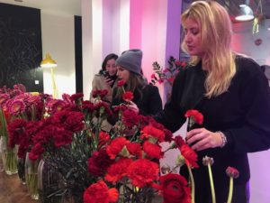 atelier diy lyon fleurs bar à fleurs