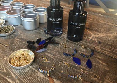 lancement presse dior parfum