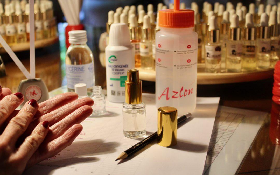 atelier diy gel solution spray hydroalcoolique personnalisé parfumé