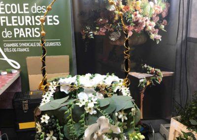concours ecole de fleuristes de paris