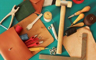Atelier DIY Maroquinerie