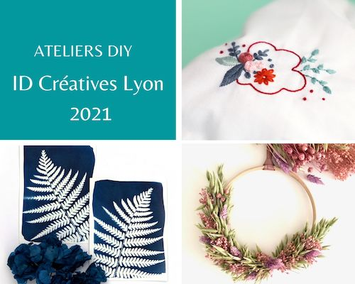 Ateliers creatifs DIY Lyon Id creatives