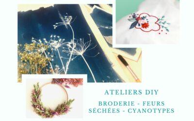 Ateliers créatifs DIY – ID Créatives Reims 2021